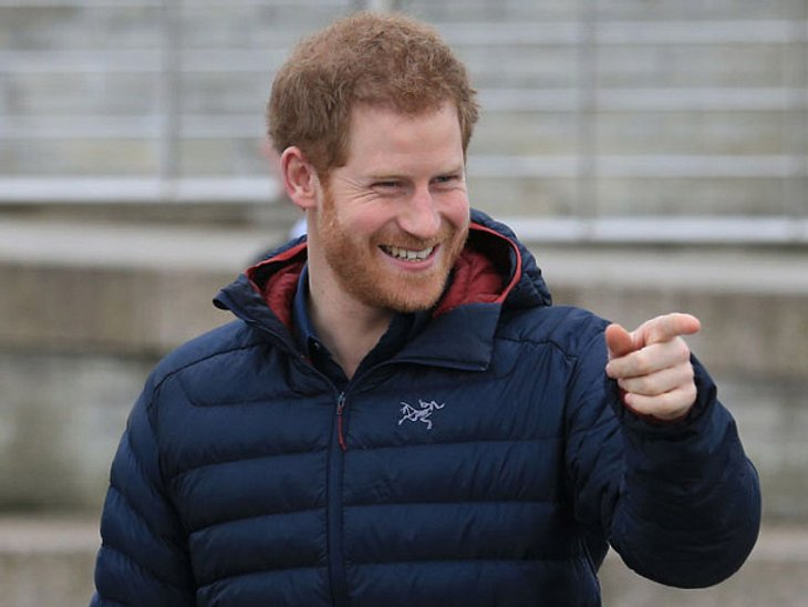 Prinz Harry: Plant er die Verlobung mit Meghan Markle?