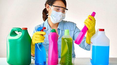 Wie uns Chemie im Haushalt schadet