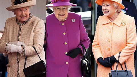 Queen Elizabeth: Das Geheimnis hinter ihren Handtaschen.  - Foto: Indigo/TobyMelville WPA Pool/Max Mumby / GettyImages