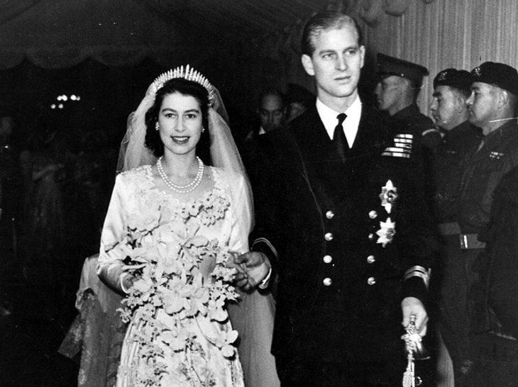 Queen Elizabeth und Philip: Ihre Liebesgeschichte