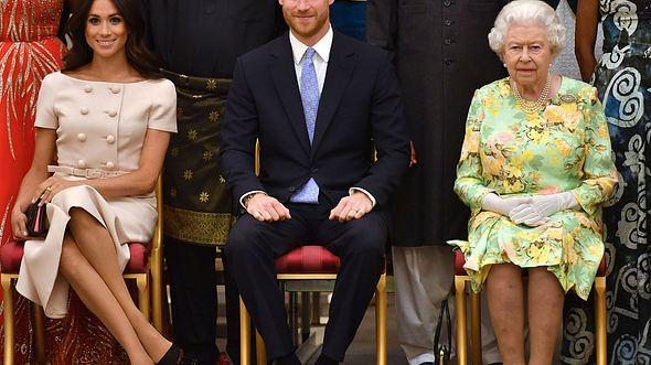Meghan & Harry: Die Queen hat entschieden