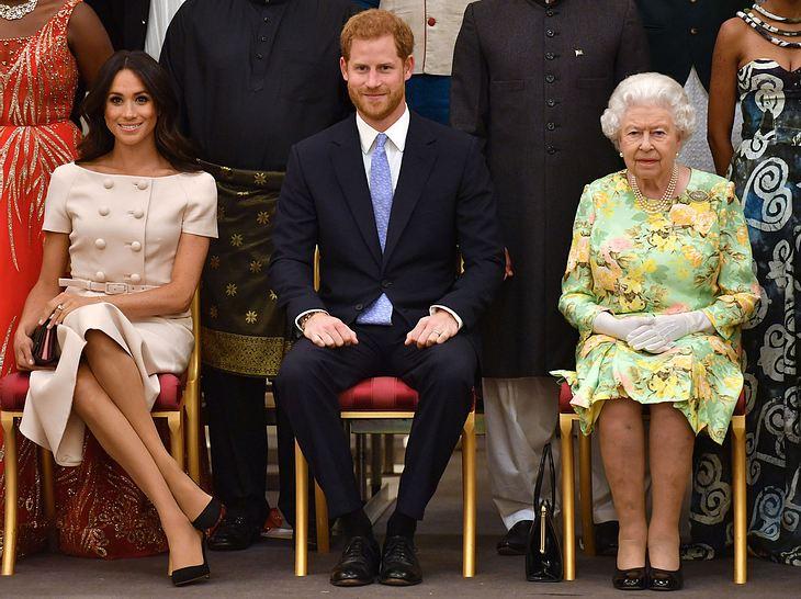 Meghan & Harry: Die Queen hat entschieden| Liebenswert