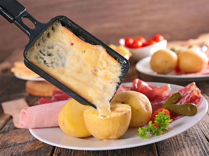 Wir zeigen Ihnen hier einige originelle Ideen für Ihr nächstes Raclette.