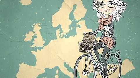 Die Radfernwege Europas: Mit dem Fahrrad die schönsten Ecken entdecken - Foto: bgblue / KavalenkavaVolha / iStock