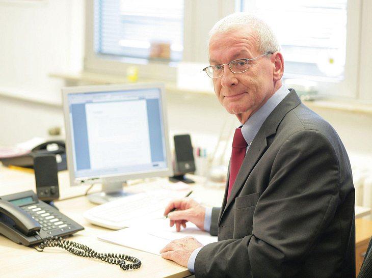 Peter Zwegat hilft Betroffenen seit raus aus den Schulden.