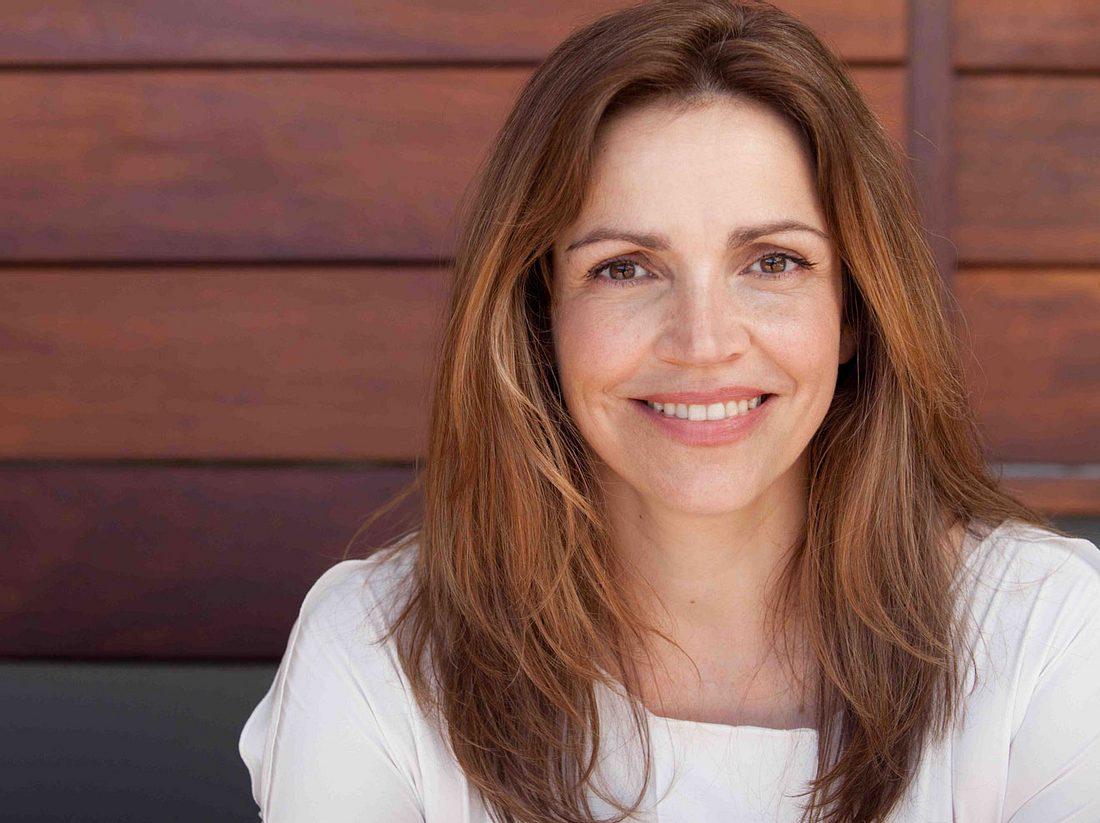 Rebecca Immanuel spielt Vera Mundt in Die Eifelpraxis