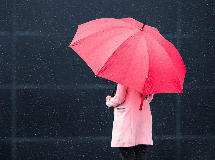 Regenschirme: Stylische Modelle für regnerische Tage