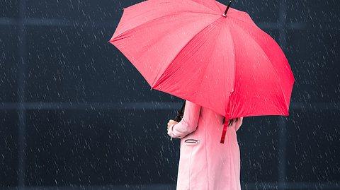 Regenschirme: Stylisch dem Schmuddelwetter trotzen