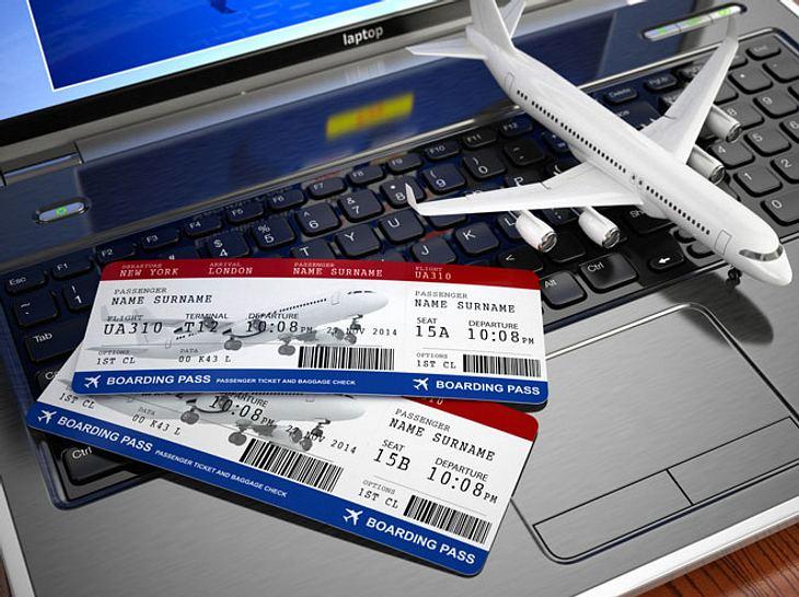 Reise online buchen? Aber sicher!