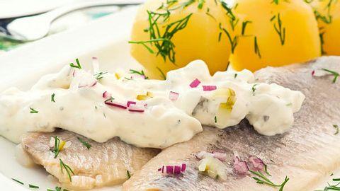 Matjes für den Cholesterinspiegel