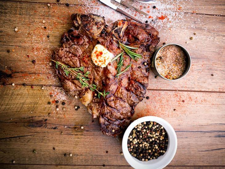 Rezepte für die Gesundheit: Steak gegen Arthrose