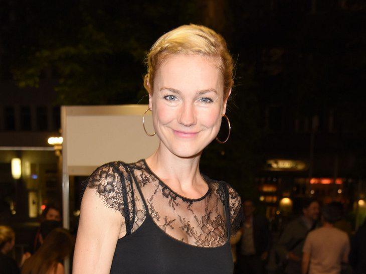 Schauspielerin Rhea Harder-Vennewald spielt schon seit 2007 bei Notruf Hafenkante mit.