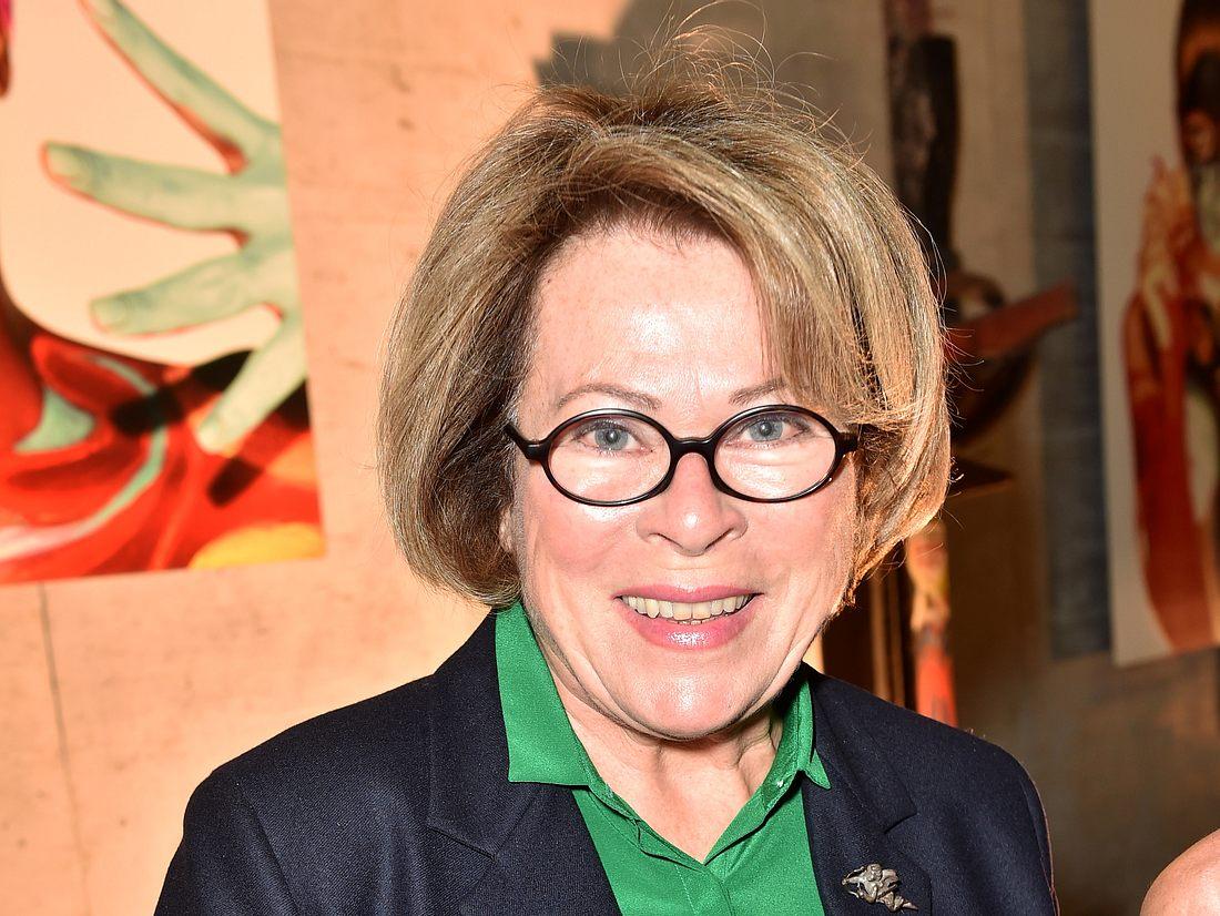 Rita Russek in München.