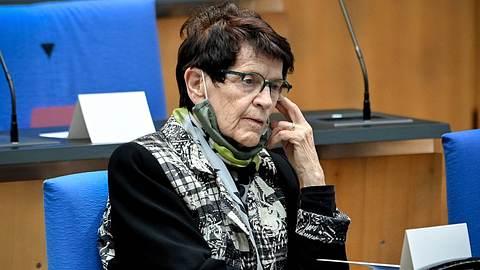 Politikerin Rita Süssmuth. - Foto: imago images / Poolfoto