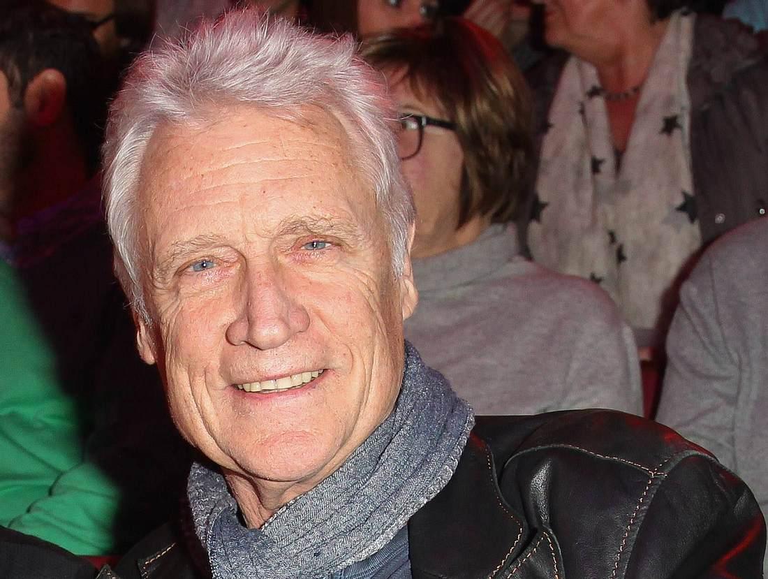 Robert Atzorn im Jahr 2015 in München.