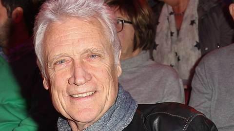 Robert Atzorn im Jahr 2015 in München.  - Foto: imago images / Spöttel Picture