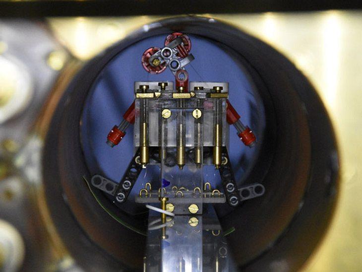 Krebstherapie bald mit magnetischen Mikromaschinen?