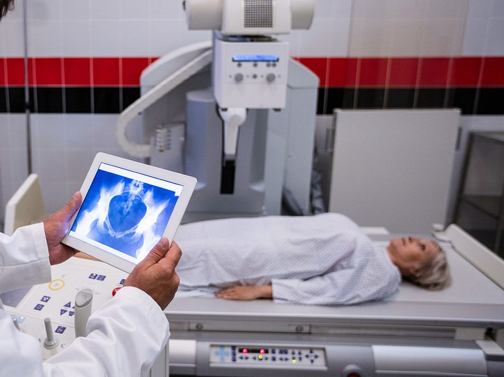 Ultraschall und MRT: Wird Röntgen bald überflüssig?