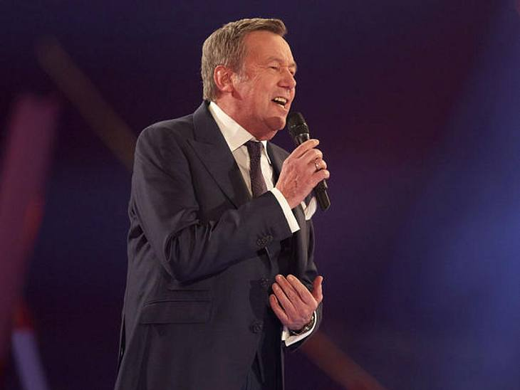 Sänger Roland Kaiser verzaubert seine Fans regelmäßig bei der 'Kaisermania'.