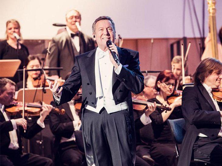 Roland Kaiser: Sein Konzert in der Dresdner Philharmonie
