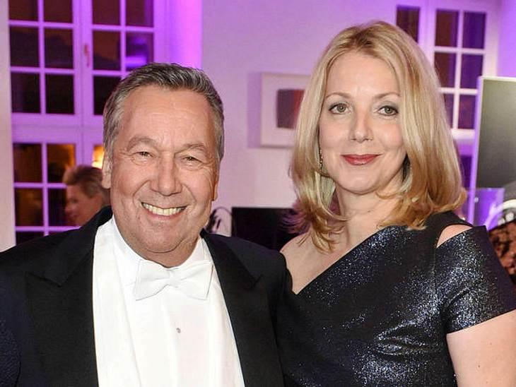 Für Sänger Roland Kaiser ist Ehefrau Silvia die große Liebe.
