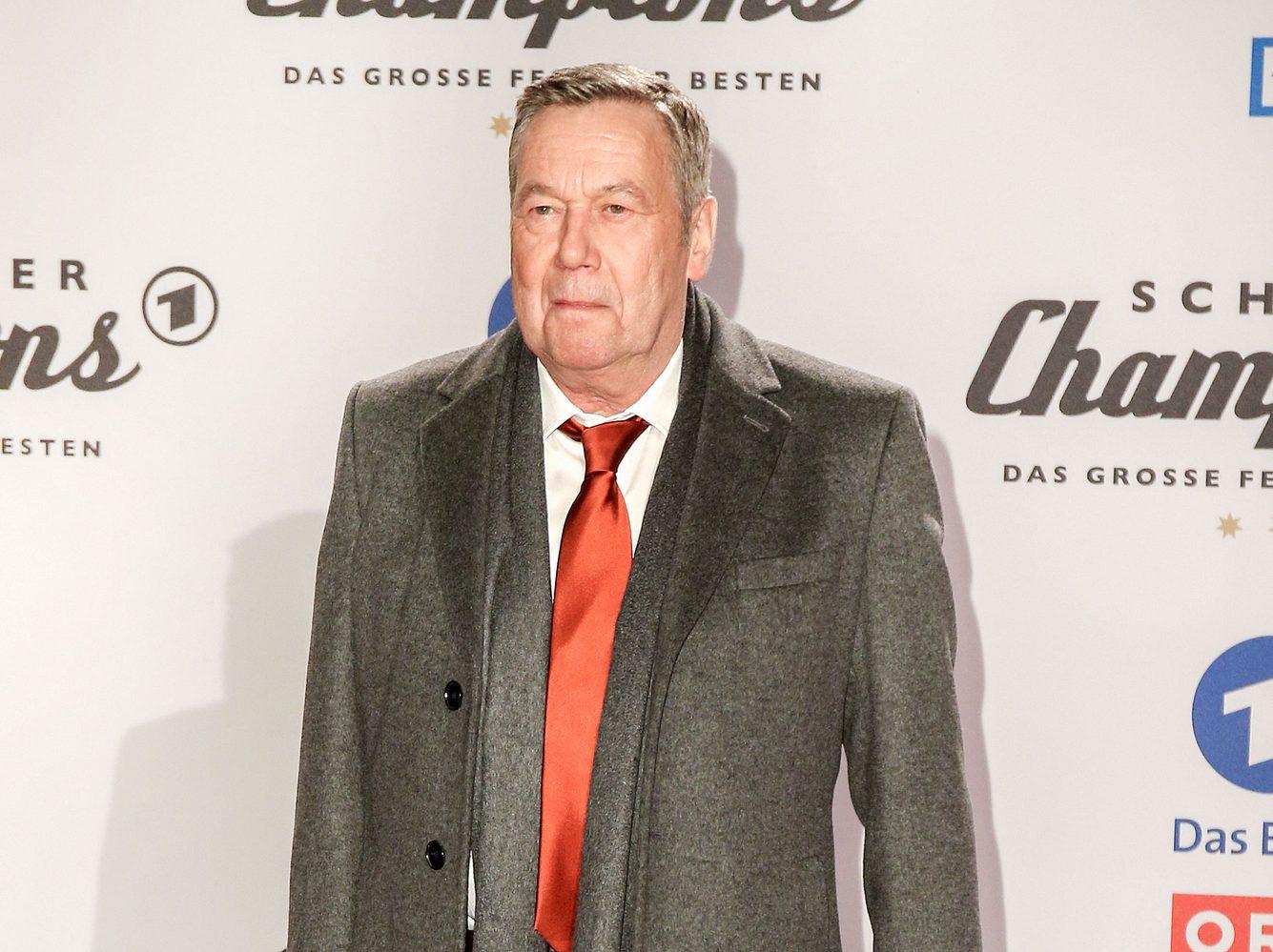 Schlagerstar Roland Kaiser
