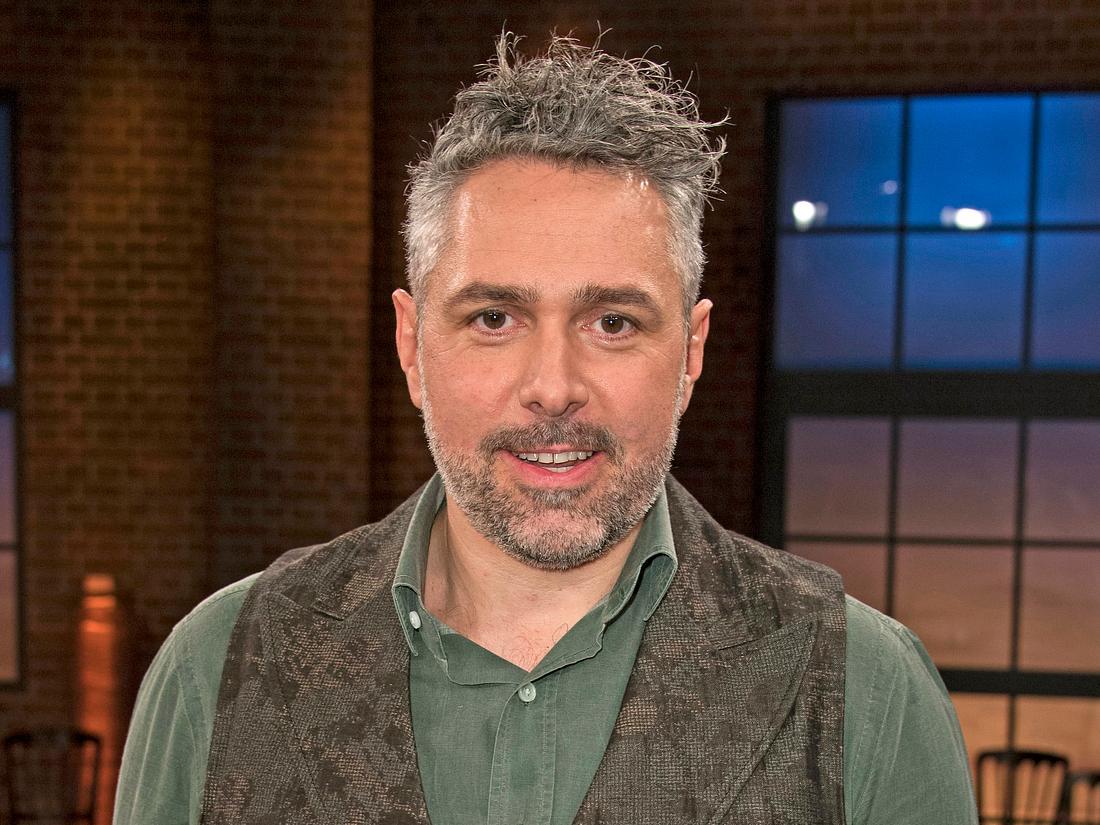 Der deutsch-italienische Koch Roland Trettl ist auch in zahlreichen TV-Sendungen zu sehen.