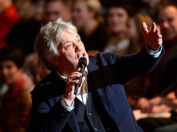 Liedermacher Rolf Zuckowski hat eine schwere OP hinter sich.