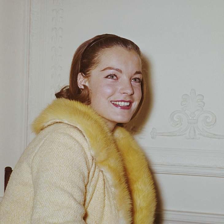 Romy Schneider trug die perfekte Frisur zu ihrem Sternzeichen.