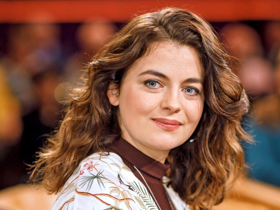 Schauspielerin Ronja Forcher.