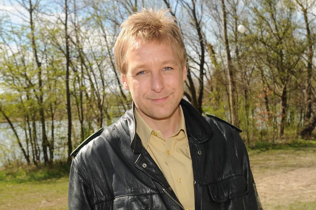 Schauspieler Max Müller.