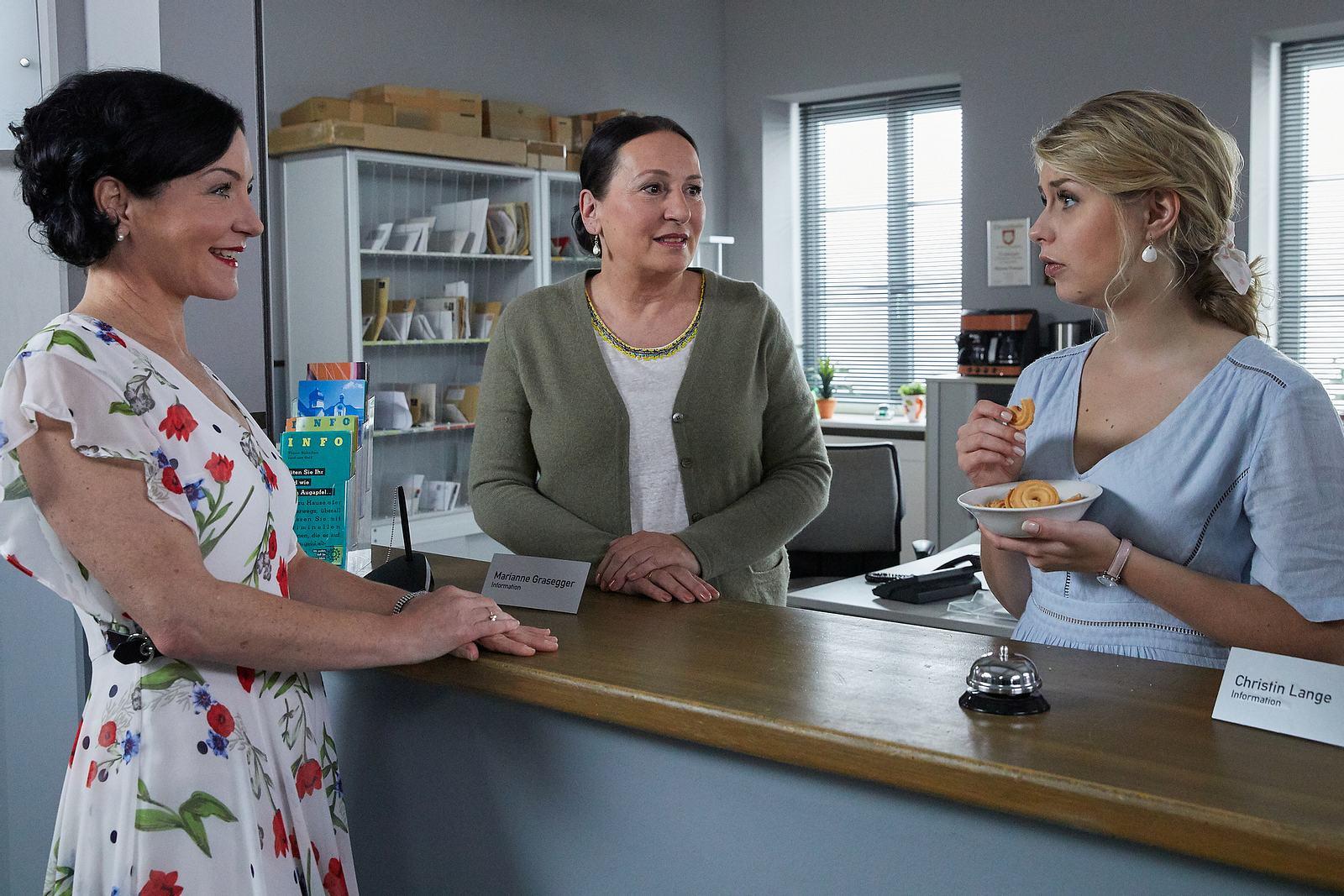 'Rosenheim Cops'-Star Marisa Burger verrät Serien-Geheimnis