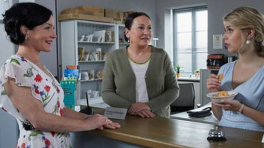 Schauspielerin Marisa Burger als Miriam Stockl. - Foto:  ZDF / Bojan Ritan
