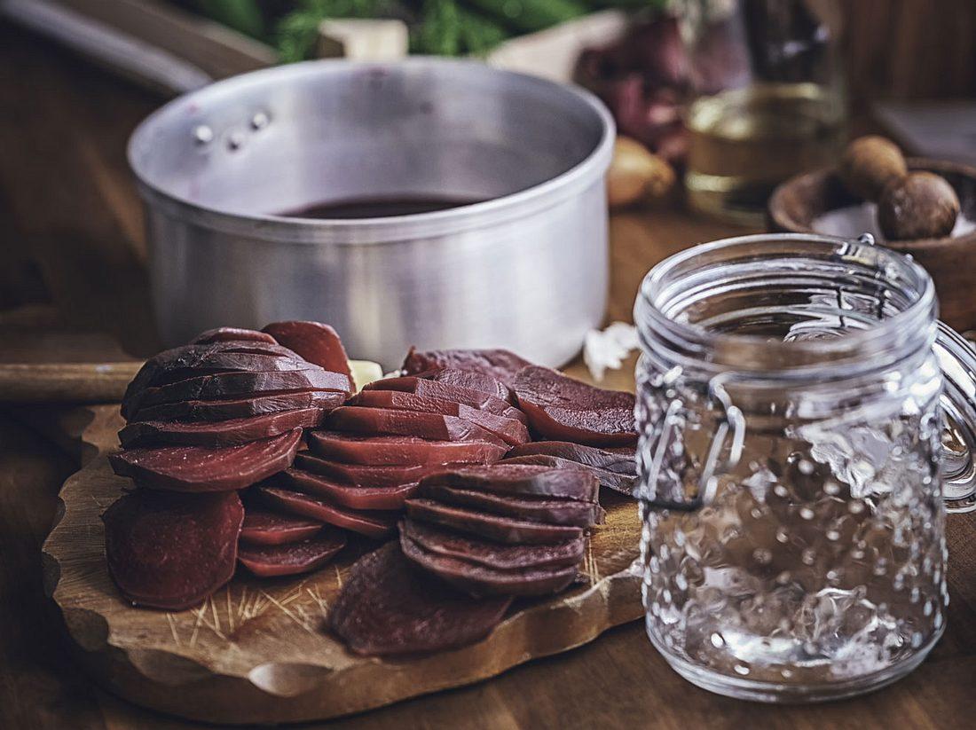 Tipps und Tricks zum Einkochen von Rote Bete.