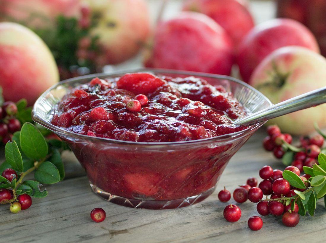 Der fruchtig-süße Klassiker aus dem Norden: Rote Grütze.
