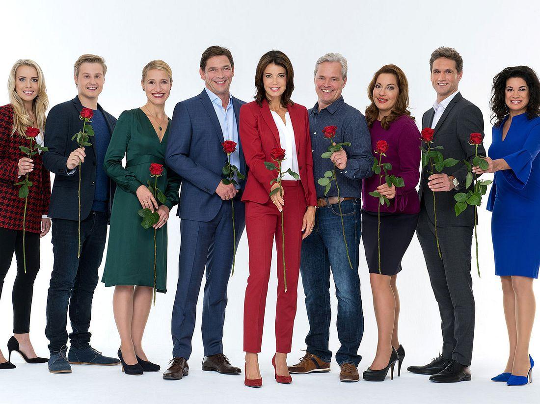 Rote-Rosen-Hauptcast der 16. Staffel