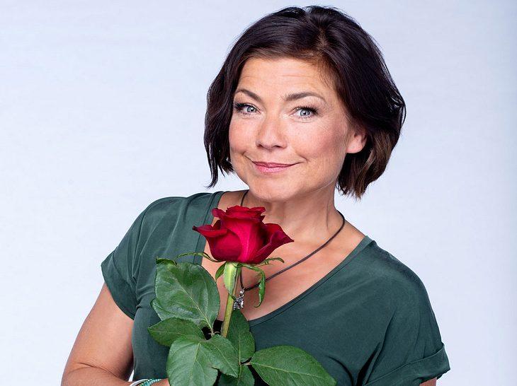 Claudia Schmutzler übernimmt die Hauptrolle in der Telenovela 'Rote Rosen'.