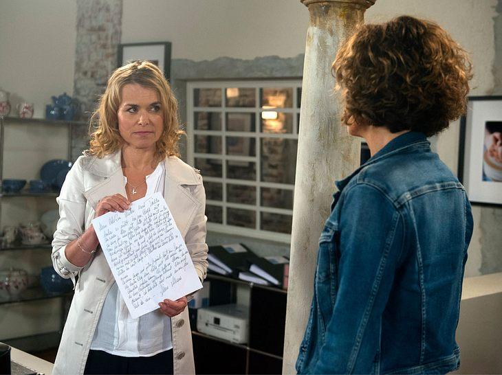 Eva und Sonja streiten sich