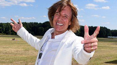 Jürgen Drews beehrt bald die Serie Rote Rosen. - Foto: Tristar Media/Getty Images