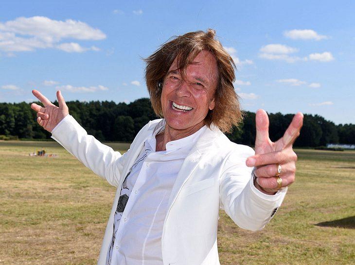 Jürgen Drews beehrt bald die Serie Rote Rosen.