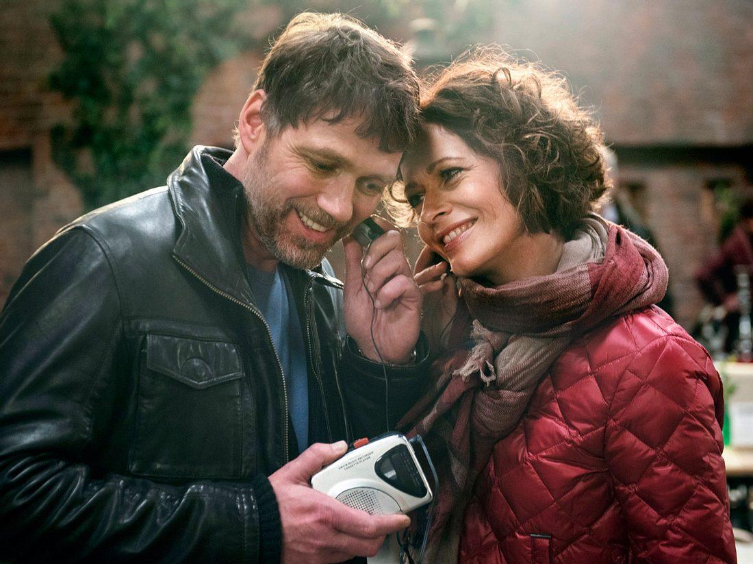 Rote Rosen: Madeleine Niesche und Björn Bugri sind die neuen Hauptdarsteller.