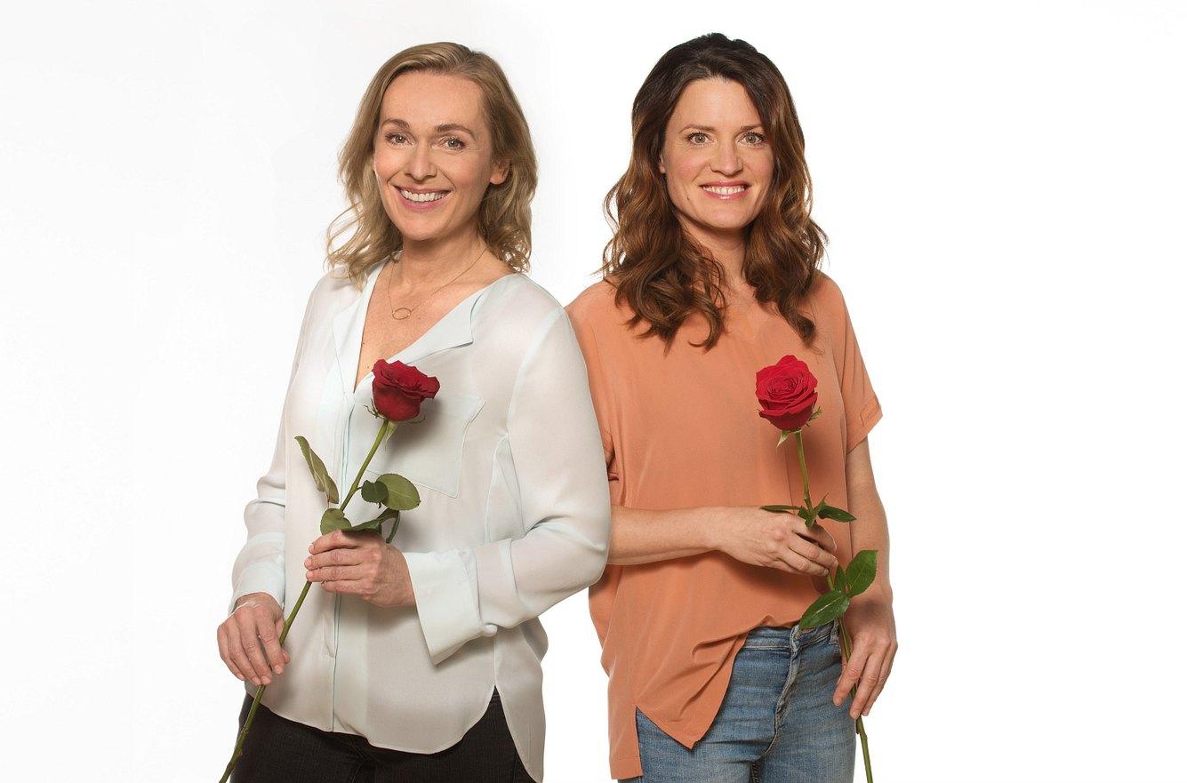Jana Hora-Goosmann und Judith Sehrbrock sind die neuen Hauptdarstellerinnen der 18. Staffel 'Rote Rosen'.