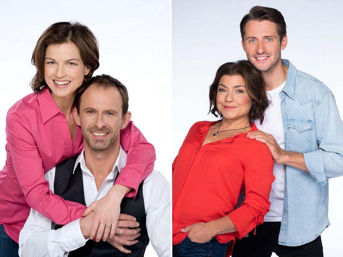 Die Rote-Rosen-Traumpaare von Staffel 1 bis 17.