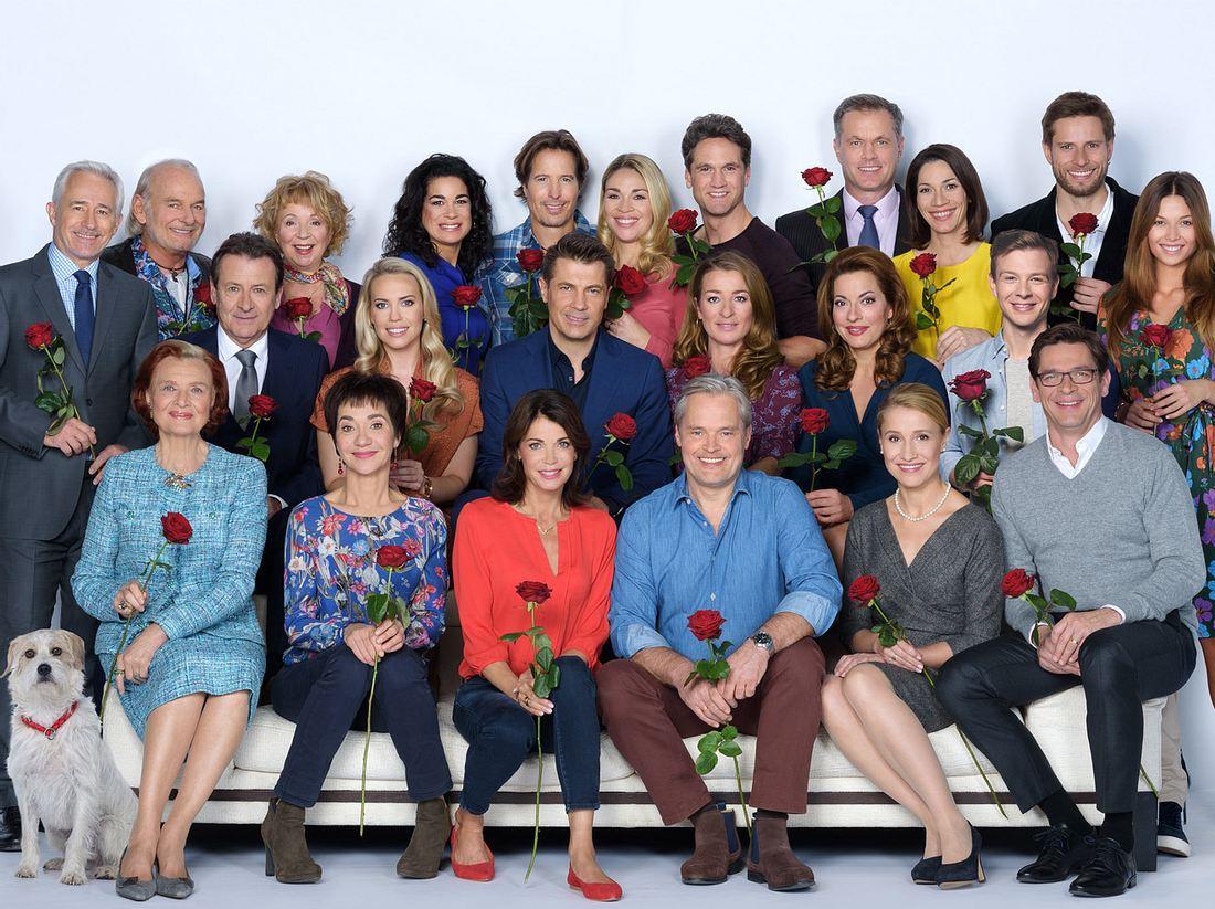 Hauptcast Rote Rosen Staffel 16