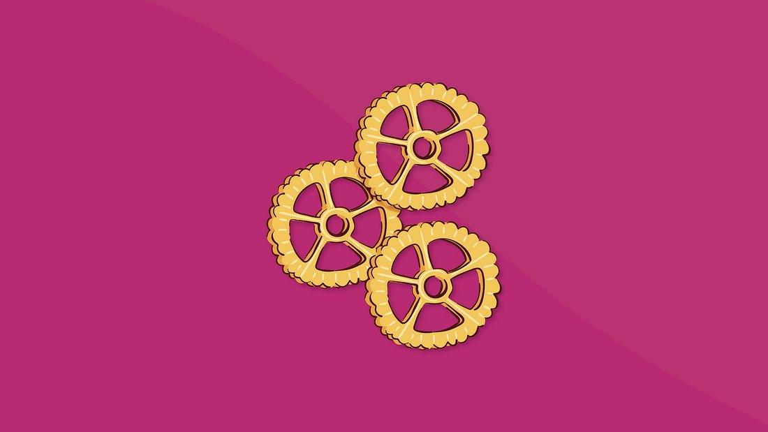 Rotelle-Pasta