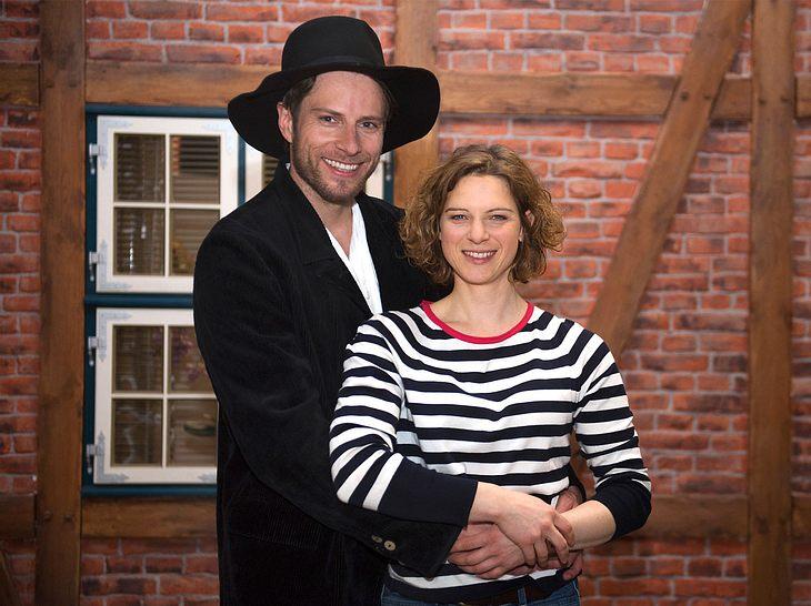 Rote Rosen Anna und Christian