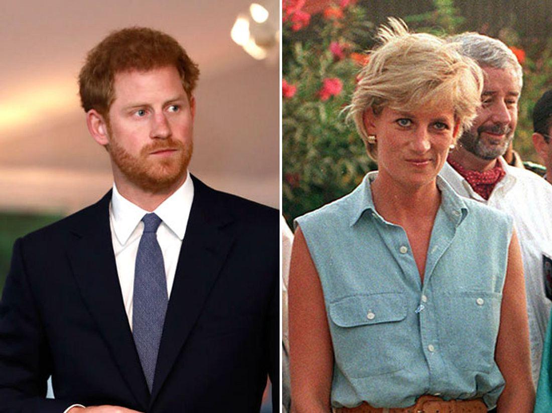 Prinz Harry ehrte jetzt das besondere Engagement seiner Mutter, Prinzessin Diana, in sehr eindrücklicher und emotionaler Weise.