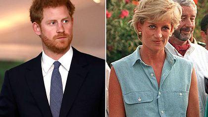 Prinz Harry ehrt Lady Dis Vermächtnis