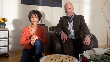 Rüdiger Hoffmann bei Rote Rosen - Foto: ARD / Nicole Manthey