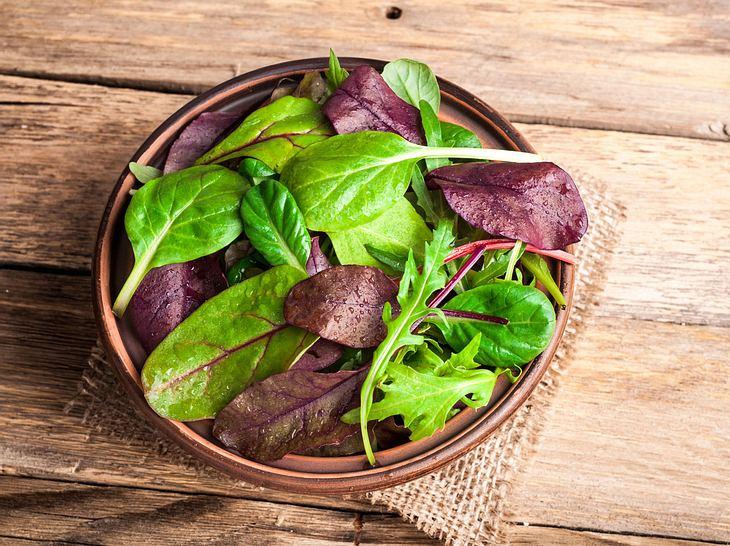 Welche Salatsorten sind am gesündesten?